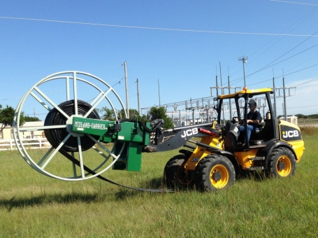 MIDLAND CARRIERS - Polyethylene Pipe Spool Trailers and Equipment